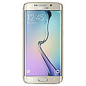 Samsung Galaxy S6 Edge 64GB Champagne Gold