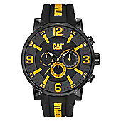 CAT Mens Silicone 24 hour Day & Date Watch NJ.169.21.137