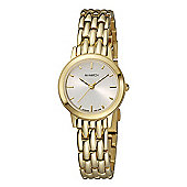 M-Watch Lady Chic Ladies Gold Ion-plated Watch A658.30586.20