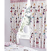 Ballerina Curtains 54s