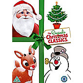 The Original Christmas Classics - Santa Claus Is Comin'To Town (DVD Boxset)