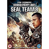 Behind Enemy Lines - Seal Team 8 - DVD