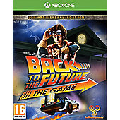 Back to the Future - 30th Anniversary Edition (Xbox One)