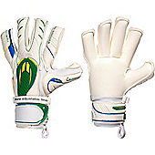Ho Ssg Ghotta Roll Finger Brasilia Junior Goalkeeper Gloves - White