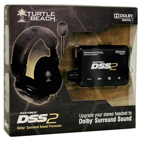 Turtle Beach DSS2 Surround Sound Processor