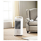 Tesco Air Cooler, 3 Speed - White