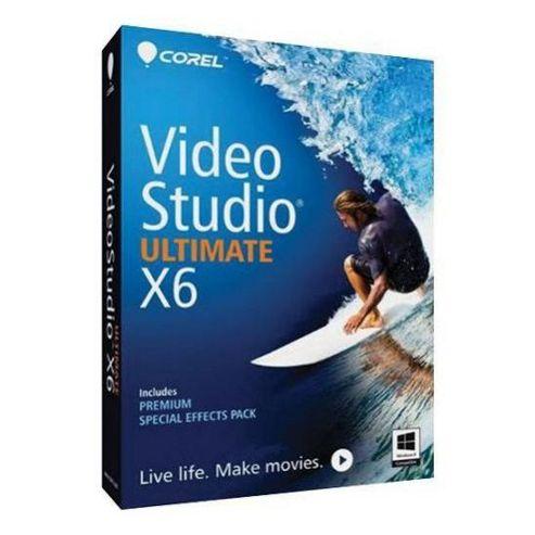 Corel Corporation VideoStudio Ultimate X6