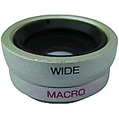 Wide-angle & Macro Lens for iPhone 4