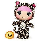 La La Loopsy Littles Doll - Whiskers Lion Roar