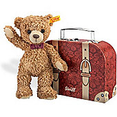 Steiff Carlo Teddy Bear in Suitcase (23cm)