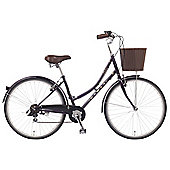 Dawes Duchess Plum 19 Inch Traditional Style Bike