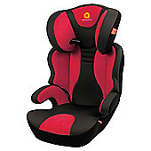 Apramo Ostara Car Seat, Group 2-3, Red