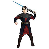 Rubies Uk Star Wars Clone Wars Anakin Skywalker- M