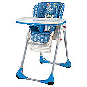 Chicco Polly Highchair, Moon