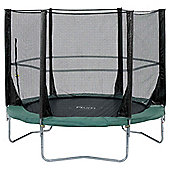 8ft Space ZoneTrampoline and 3G Enclosure