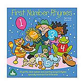 ELC First Number Rhymes CD