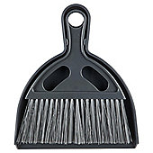 Tesco Mini Dustpan and Brush
