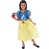 Story Time Snow White - Child Costume 5-6 years