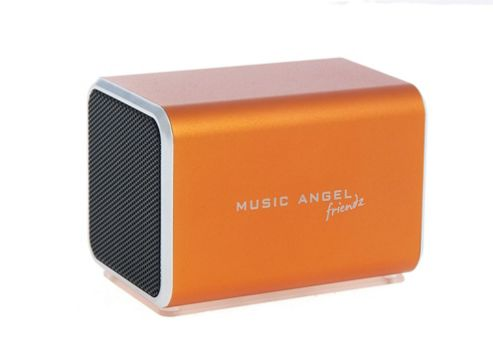 Music Angel Friendz Speaker  Orange