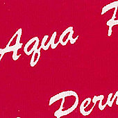 Permaset Aqua 300ml Mid Red