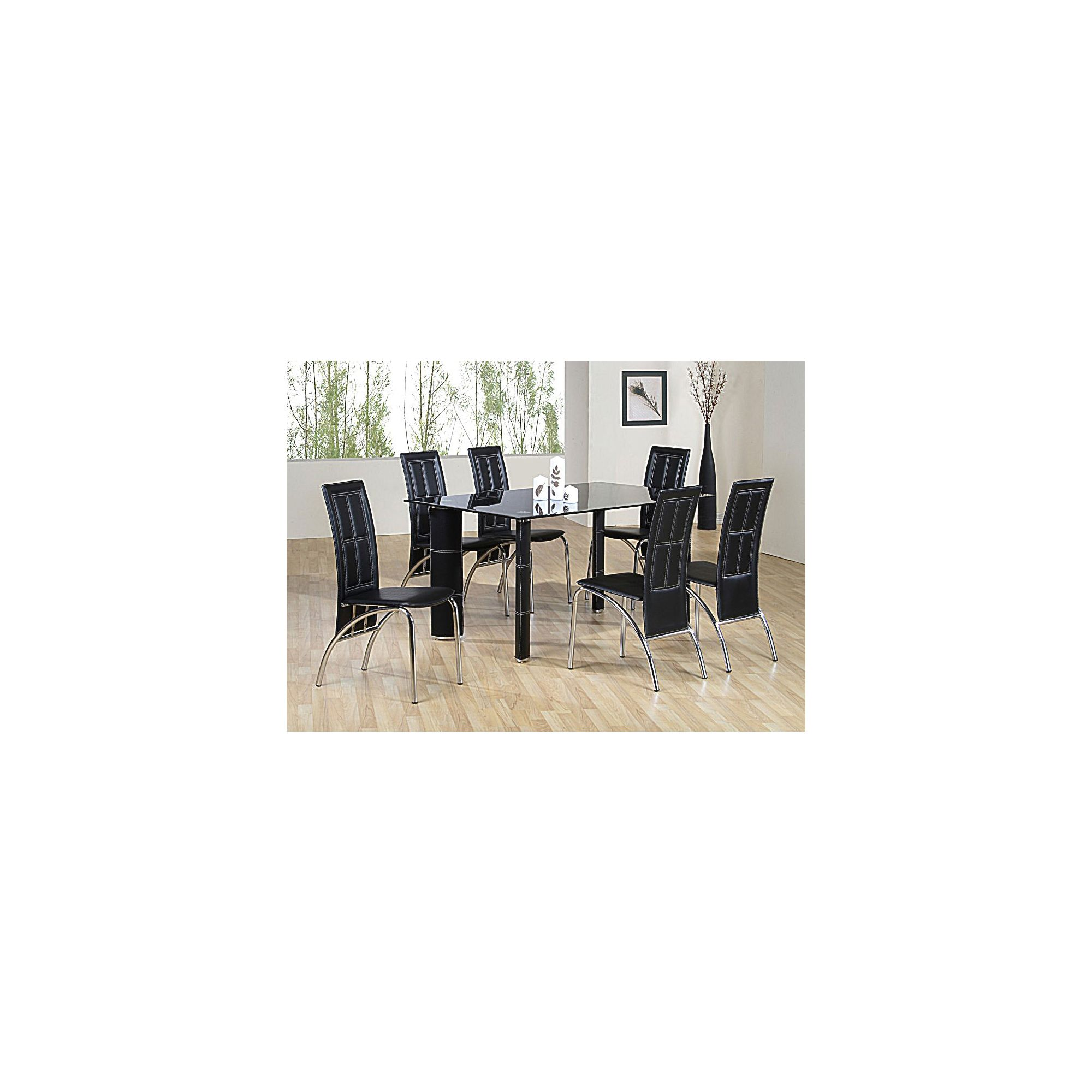 Heartlands Worcester 7 Piece Dining Set at Tescos Direct