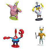 SpongeBob SquarePants Movie Heroes Set