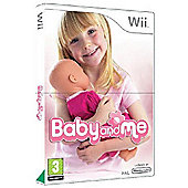 Baby and Me - NintendoWii