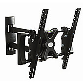 LEVV Tilt and Swivel Bracket For 23 inch to 47 inch TVs