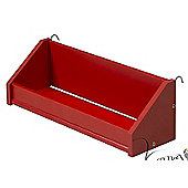 Verona Fano Shelf - Red