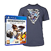 Overwatch Origins Exclusive Pre-Order Edition PS4