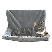 Kattens No Limits Radiator Cat Bed - Grey
