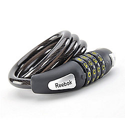 Reebok Cable Combination Cycle Lock