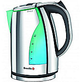 Breville Stainless Steel Kettle with Spectra Illumination