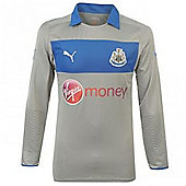 2012-13 Newcastle Home Goalkeeper Shirt (Grey) - Grey