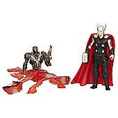 Marvel Avengers Age of Ultron Thor vs. Sub-Ultron 005