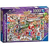Ravensburger Xmas 2013 1000 Piece Puzzle