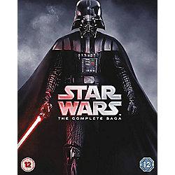 Star Wars Complete Saga New - Bluray