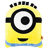 Despicable Minion Shaped Cushion