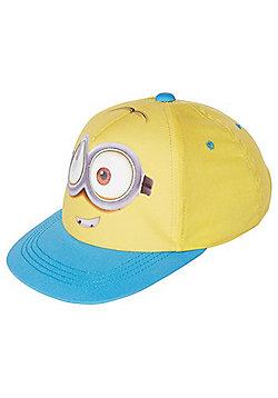 Universal Studios Minions Snapback Cap - Yellow