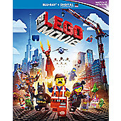 The Lego Movie: Minifigure Edition (Blu-ray & UV)