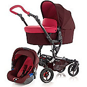 Jane Epic Formula Travel System (Red)
