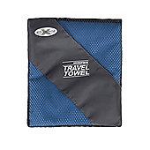 Mega Microfibre Travel Towel - Turquoise