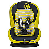 Koochi Kick Start Group 1 Car Seat Primary Yellow