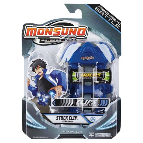Monsuno Stock Clip