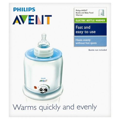 Avent Express Bottle And Babyfood Warmer