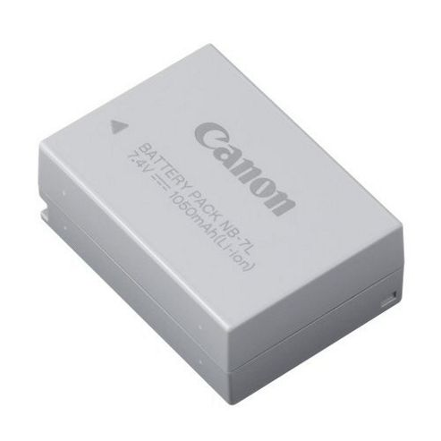 Canon NB-7L Lithium-ion Battery Pack For POWERSHOT G10/G11