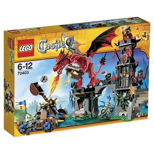 LEGO Castle Dragon Mountain 70403