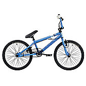 "Piranha P121 20"" Kids' BMX Bike, Blue"