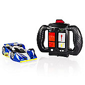 Air Hogs Zero Gravity Drive Blue Remote Control Car