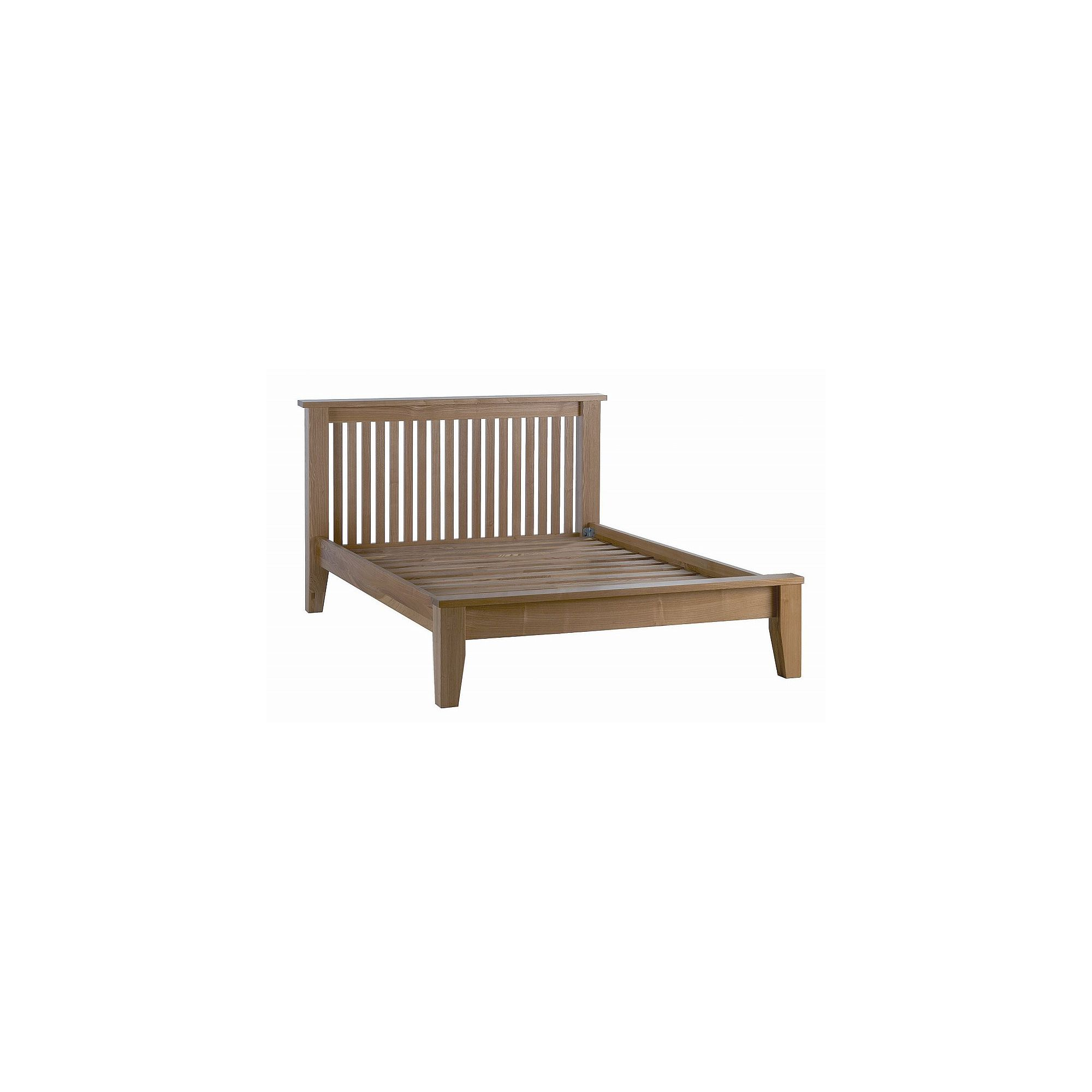Kelburn Furniture Carlton Low Foot End Bed Frame - Double at Tesco Direct